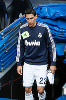 Di Maria exit the tunnel