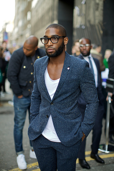 London Collections: Men. London Mens Fashion Week Streetstyle. January ...