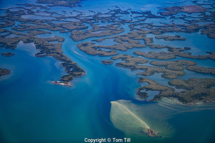 Ten Thousand Islands, Ten Thousand Islands National Wildlife Refuge, Florida Southwest Florida Gulf of Mexico