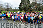 The Start of the 100th Park Run on Saturday