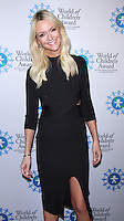NEW YORK, NY-October 27: Zanna Roberts Rassi at  World of Children Awards 2016 at  583 Park Avenue in New York.October 27, 2016. Credit:RW/MediaPunch