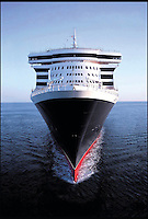 Queen Mary 2 set for Atlantic race against sail power.