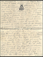 BNPs.co.uk (01202 558833)<br /> Pic: IAALtd/BNPS <br /> <br /> ***Use Full Byline***<br /> <br /> Page nineteen of Edward VIII letter. <br /> <br /> A remarkable letter written by controversial monarch Edward VIII that exposes him as an ungrateful, sexist and racist prince has come to light.<br /> The Prince of Wales, who later became the first King to voluntarily abdicate, told of the 'miserable and loathsome' time he was having on a Caribbean cruise.<br /> He visited Barbados in 1920 in what was supposed to be a diplomatic trip of the British Empire but he described the tropical paradise as a 'bum place'.<br /> The Royal reported the local scenery as being 'ugly' and he found the 'coloured population' to be 'revolting'.<br /> The letter is being sold on Saturday in London.