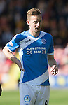 Partick Thistle v St Johnstone&hellip;10.09.16..  Firhill  SPFL<br />Steven MacLean<br />Picture by Graeme Hart.<br />Copyright Perthshire Picture Agency<br />Tel: 01738 623350  Mobile: 07990 594431