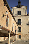 Parador Hotel - Ducal Palace and Plaza Mayor Square; Lerma; Burgos; Castile and Leon; Spain