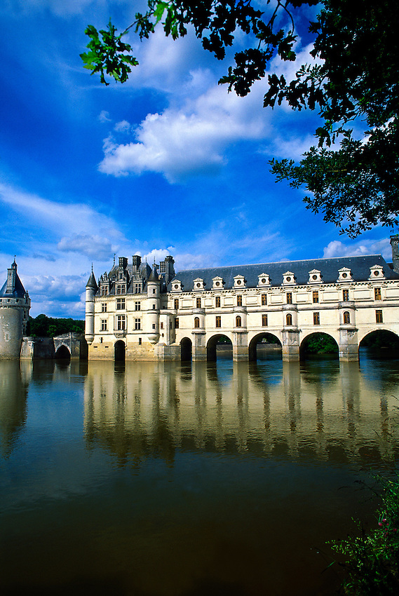 Chateau de Chenonceau, Chenonceaux, near Amboise, Loire Valley, France