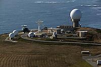aerial photograph Pillar Point Air Force Station San Mateo County, California