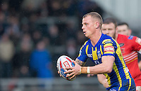 Picture by Allan McKenzie/SWpix.com - 04/03/2017 - Rugby League - Betfred Super League - Salford Red Devils v Warrington Wolves - AJ Bell Stadium, Salford, England - Kevin Brown.