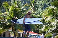 BOBBY MARTINEZ (USA) at Teahupoo, Tahiti, (Friday May 15 2009.) Photo: joliphotos.com