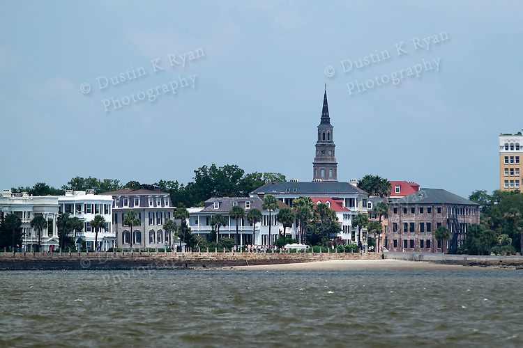 Charleston South Carolina battery