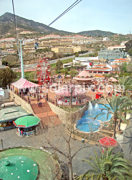 **ALL ROUND PICTURES FROM SOLARPIX.COM**.**WORLDWIDE SYNDICATION RIGHTS**.Pictures show aerial g.v s of Tivoli World theme park in Benalmadena, on the Costa Del Sol..JOB REF:    3577    AB1        DATE:  27/03/07.**MUST CREDIT SOLARPIX.COM OR DOUBLE FEE WILL BE CHARGED* *UNDER NO CIRCUMSTANCES IS THIS IMAGE TO BE REPRODUCED FOR ANY ONLINE EDITION WITHOUT PRIOR PERMISSION*