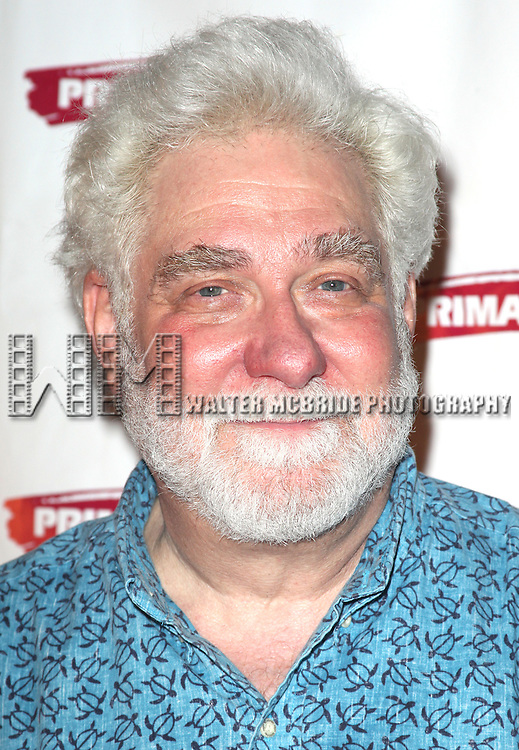 Richard Masur.attending the Opening Night Party for the Primary Stages Production of 'Olive and the Bitter Herbs' in New York City. ...