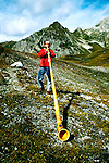Switzerland: Alpine horn, traditional Swiss music, Davos, photo: switze104 .Photo copyright Lee Foster, www.fostertravel.com, 510/549-2202, lee@fostertravel.com
