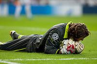 Borussia's goalkeeper Roman Weidenfeller