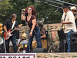 Blues singer Suzi Esposito Smith of Sweet Suzi and Sugafixx