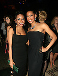 Cast Members Candice Marie Woods and Kerran Giovanni Attend the Catch Me If You Can Opening Night After Party Held At Cipriani 42nd Street, 4/10/11