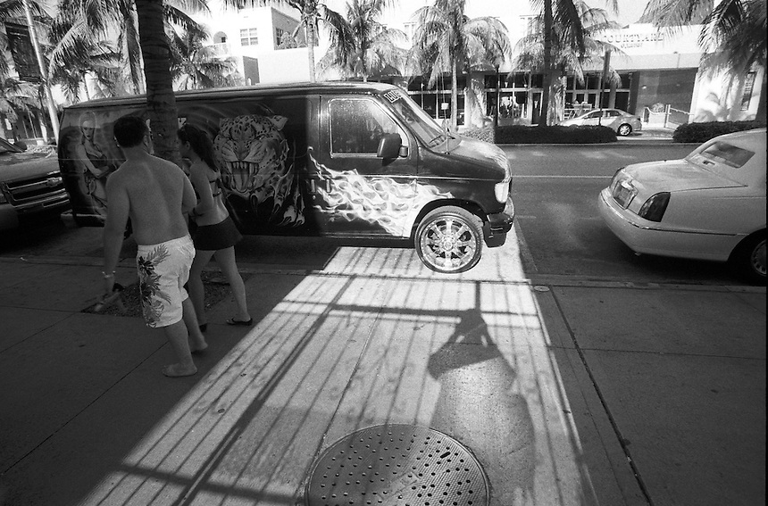 Club &quot;Madonna&quot;<br /> From &quot;Miami in Black and White&quot; series.<br /> Miami Beach, FL, 2010