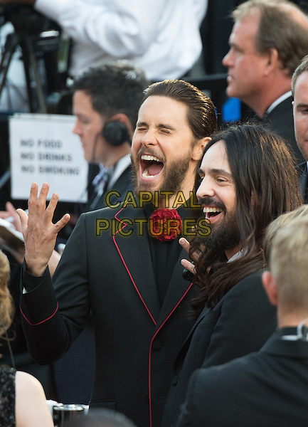 Presenter Jared Leto arrives at The 88th Oscars&reg; at the Dolby&reg; Theatre in Hollywood, CA on Sunday, February 28, 2016.<br /> *Editorial Use Only*<br /> CAP/PLF<br /> Supplied by Capital Pictures