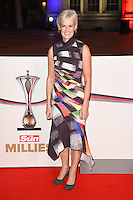 Judy Murray at The Sun Military Awards 2016 (The Millies) at The Guildhall, London. <br /> December 14, 2016<br /> Picture: Steve Vas/Featureflash/SilverHub 0208 004 5359/ 07711 972644 Editors@silverhubmedia.com