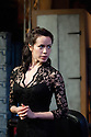 "London, UK. 03/11/2011. ""The Changeling"" opens at the Southwark Playhouse. Picture shows Fiona Hampton as Beatrice-Joanna. Photo by: Jane Hobson"