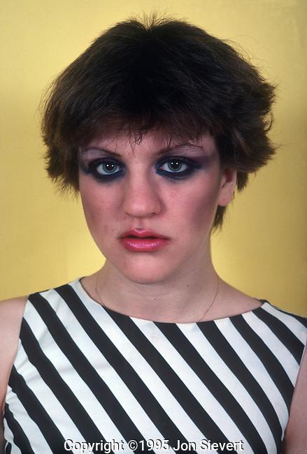 Courtney Love, age 16, April 1981