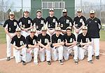 4-29-15, Huron High School junior varsity baseball team