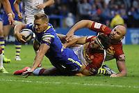 Warrington v Catalans - 17 June 2016