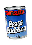Tin of Pease Pudding - Jan 2013.