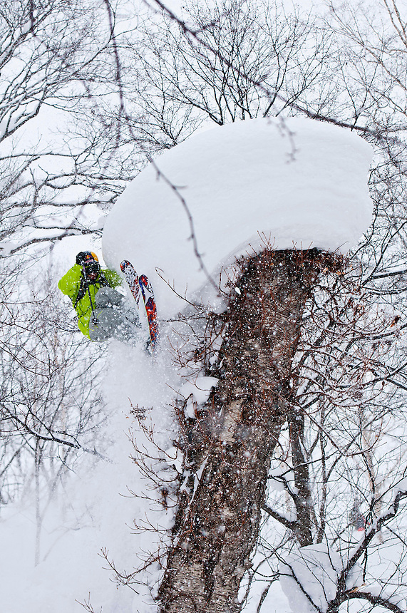 Skier: Richard Permin<br />