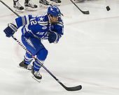 Matt Serratore (AFA - 12) - The Harvard University Crimson defeated the Air Force Academy Falcons 3-2 in the NCAA East Regional final on Saturday, March 25, 2017, at the Dunkin' Donuts Center in Providence, Rhode Island.