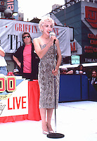 Madonna Who's That Girl Premiere NYC 1987<br />