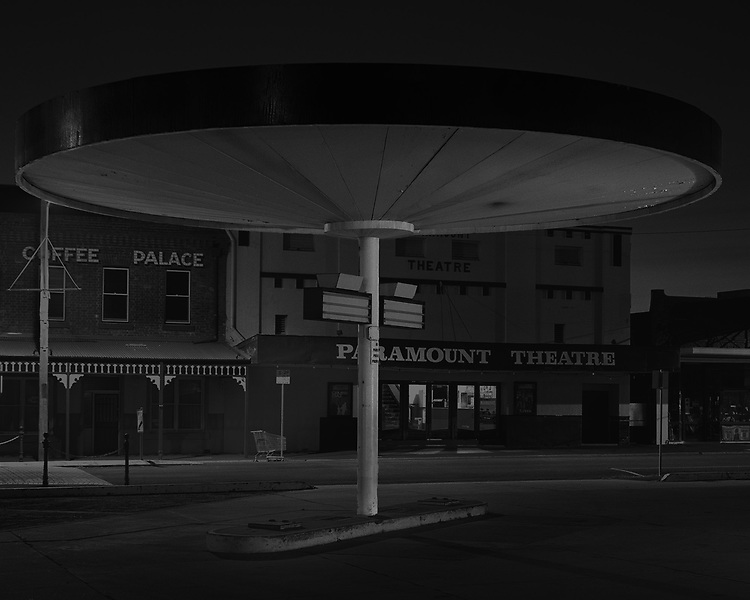 The Abduction will not be Televised<br /> <br /> Old Service Station Shelter,<br /> Maryborough