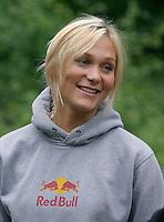 Karina Hollekim.