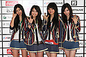 TOKYO - MAY 29: Scandal members arrive at the red carpet of the World Stage MTVJ 2010 show, May 29, 2010 at Yoyogi National Stadium in Tokyo, Japan.