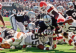 Oakland Raiders vs. Cleveland Browns at Oakland Alameda County Coliseum Sunday, September 24, 2000.  Raiders beat Browns  36-10.  Oakland Raiders running back Tyrone Wheatley (47).