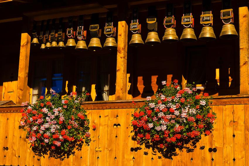 Cowbells, Grindelwald, Canton Bern, Switzerland