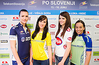 20130509: SLO, Cycling - Press conference of cycling race Tour de Slovenie 2013