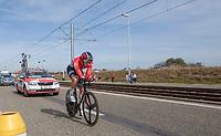 Jens Debusschere (BEL/Lotto Soudal)<br /> <br /> 3 Days of De Panne 2017<br /> afternoon stage 3b: ITT De Panne-De Panne (14,2km)