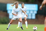 17 October 2013: North Carolina's Katie Bowen (NZL). The University of North Carolina Tar Heels hosted the Syracuse University Orangemen at Fetzer Field in Chapel Hill, NC in a 2013 NCAA Division I Women's Soccer match. UNC won the game 1-0.