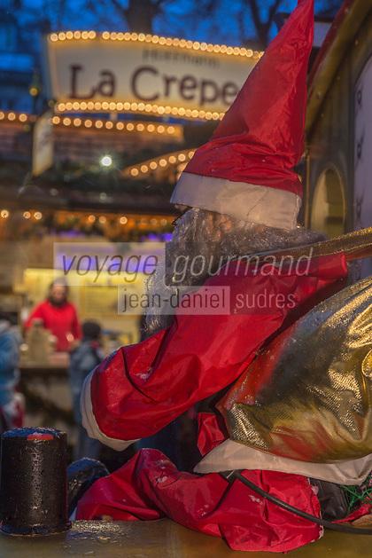 Europe/Allemagne/Bade-Würrtemberg/Forêt Noire/Ettlingen: Le Marché de Noël