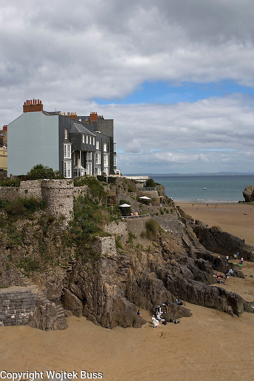 Tenby,North Beach,Pembrokeshire,Wales,UK