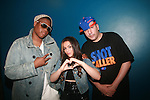 Josh Xantus, Nikki Valentine and DJ Killa Touch Backstage at SOL VILLAGE Hosted by: Eric Roberson music by The Collective featuring Josh Xantus, Lalana, BEZ and Anthony Hall at S.O.B.s 5/16/12