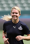 29 March 2009: Washington's Emily Janss. Los Angeles Sol defeated the Washington Freedom 2-0 at the Home Depot Center in Carson, California in a regular season Women's Professional Soccer game. The game was the WPS Inaugural game.