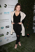 Beverly Hills, CA - NOVEMBER 12: Emma Kenney, At Farm Sanctuary's 30th Anniversary Gala At the Beverly Wilshire Four Seasons Hotel, California on November 12, 2016. Credit: Faye Sadou/MediaPunch