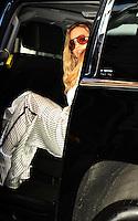 NEW YORK, NY-August 24:  Rita Ora Sighting in New York. August 24, 2016. Credit:RW/MediaPunch