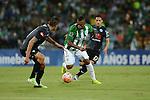 Atlético Nacional venció 1-0 a Bolívar (2-1 en el global) y avanzó de los dieciseisavos de la Copa Sudamericana 2016.