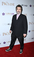 NEW YORK, NY April .18, 2017 Joe Berlinger attend Survival Pictures and Open Road in partnership with Ambassador Zohrab Mnatsakanyan, Permanent Representative of Armenia to the United Nations host a special screening of The Promise  at the Paris Theatre in New York April 19,  2017. <br /> CAP/MPI/RW<br /> &copy;RW/MPI/Capital Pictures