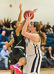 Weaver @ Wethersfield Varsity Girls Basketball 2014-15