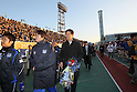 Akira Nishino (Gamba), NOVEMBER 26, 2011 - Football / Soccer : 2011 J.LEAGUE Division 1 between Gamba Osaka 1-0 Vegalta Sendai at Expo'70 Commemorative Stadium, Osaka, Japan. (Photo by Akihiro Sugimoto/AFLO SPORT) [1080]