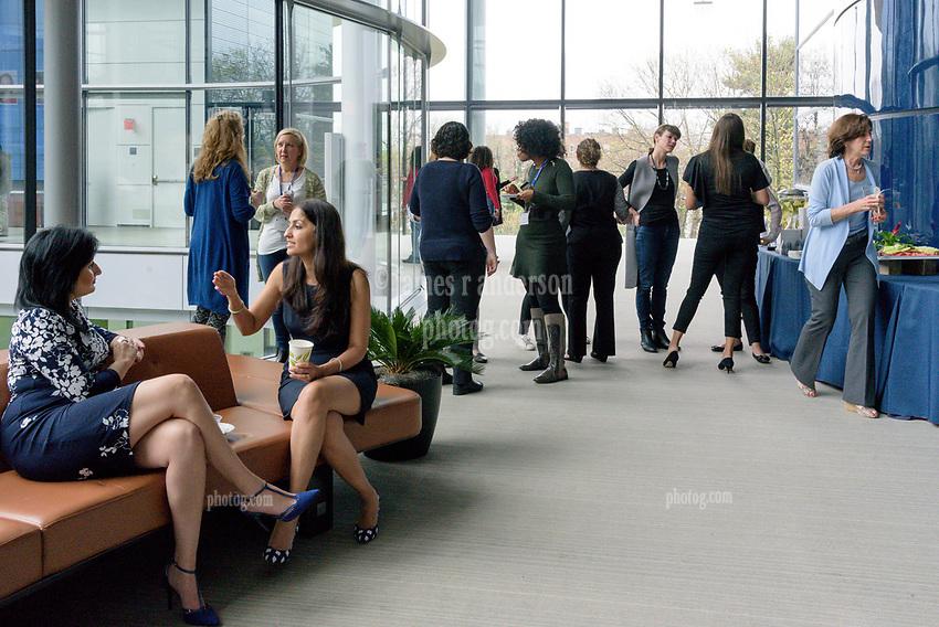 Yale School of Management Executive Education - Women's Leadership Program | Morning Break April 20, 2017